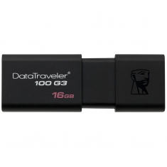 金士顿 DT100 G3 16g u盘  高速 USB 3.0 优盘