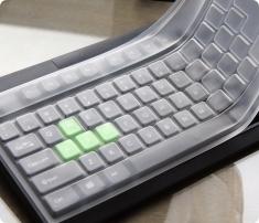 台式机标准键盘通用保护膜