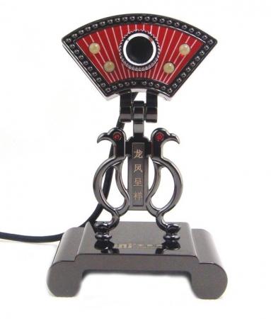 龙凤呈祥316+0308+5波 带灯摄像头 内置麦克风 艺术品顶级