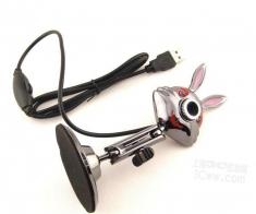 铁兔子0308+5波 带麦 带灯 新造型高清摄像头