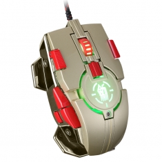 直降剑圣一族星爵10键宏定义电脑笔记本专用网吧游戏机械鼠标