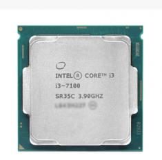 英特 I3 7100正品散片CPU 7代双核四线程3.9G 支持DDR4 B250