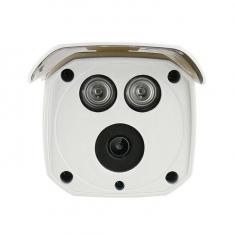 大华同轴高清摄像机100万 DH-HAC-HFW1020D 双灯监控摄像头
