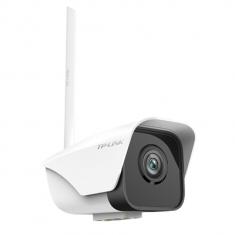 TP-LINK TL-IPC303K-4-W10 100万红外无线网络摄像机安防室外无线