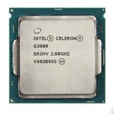 英特尔 G3900 散片 双核2.8G CPU 1151针