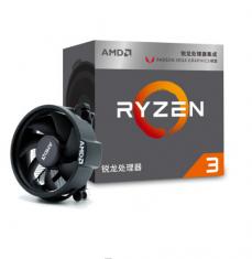 锐龙AMD Ryzen R3 2200G原盒