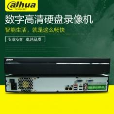 大华DH-NVR4408-HDS2  8路4盘位双网口监控硬盘录像机H265手机远程