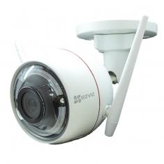 海康威视萤石C3W高清全彩夜视版监控摄像头 无线家用网络监控器