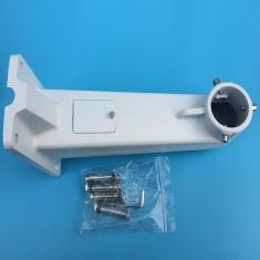 海康球机壁装支架DS--1602ZJ监控球机侧装支架大华球机壁装铝合金