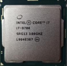 Intel/英特尔 I7 9700   散片  CPU 八核