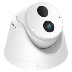 TL-IPC443H-S   H.265+ 400万音频红外网络摄像机半球