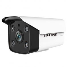 TL-IPC544H-A  400万人员警戒网络摄像机 支持警戒、拾音、内置扬声器