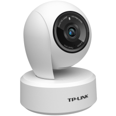 TPLINK TL-IPC44AN-4 H.265 400万云台无线网络摄像机