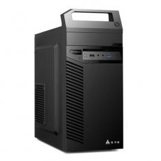 金河田家悦3302B 机箱 商务办公电脑主机空箱 USB3.0组装台式游戏小机箱